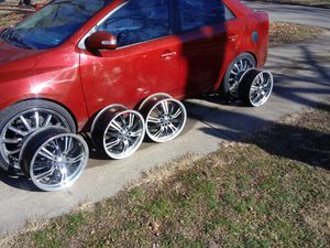 17' koing rims for Sale in Kansas City, MO
