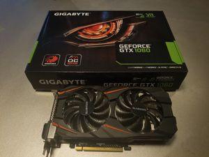 Nvidia GTX1060 6gb for Sale in Boston, MA