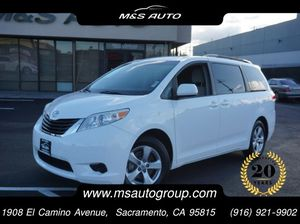 2014 Toyota Sienna for Sale in Sacramento, CA