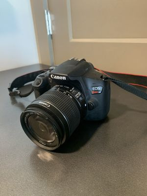 Canon Rebel T6 LIKE NEW for Sale in Clemson, SC