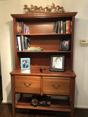 Beautiful Handmade Antique China Cabinet for Sale in Roswell, GA