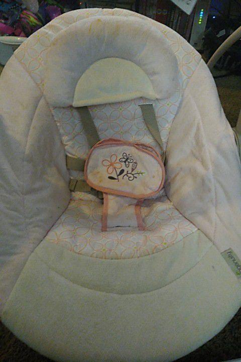 Ingenuity portal baby swing