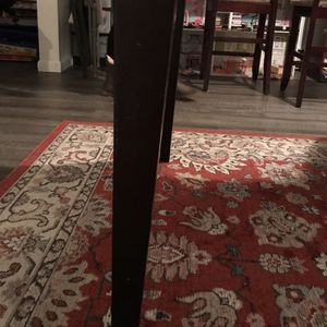 Brown Wooden Table for Sale in Everett, WA