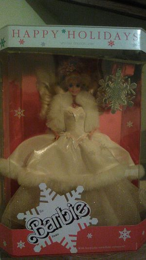 1989 Holiday Barbie for Sale in Dublin, GA
