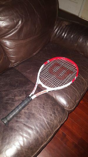 Wilson Tennis Racket. for Sale in Tampa, FL