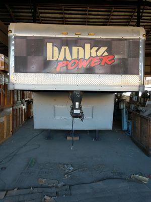 2004 Haulmark race trailer 48 feet car hauler for Sale in Irwindale, CA