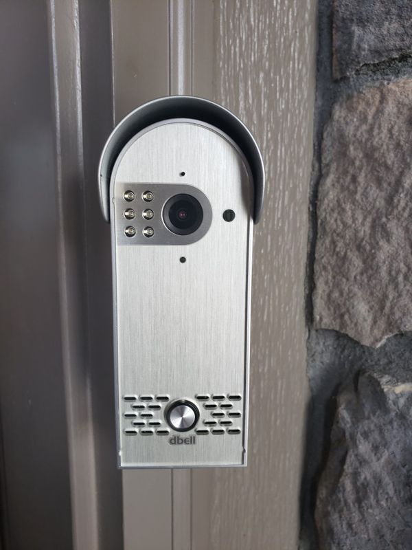 Dbell Video Doorbell