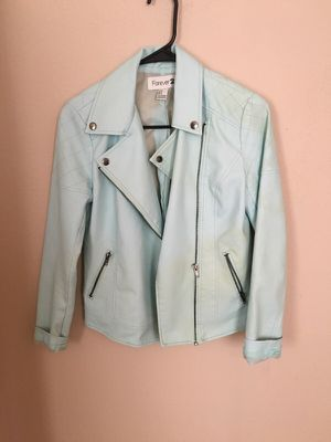 Mint leather jacket for Sale in Dallas, TX
