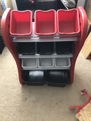 Step 2 Kids Toy Organizer for Sale in Arlington, WA