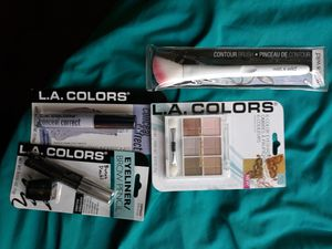 Contour, L.A. Colors, colormate powders brushes liners polishes for Sale in Canton, OH