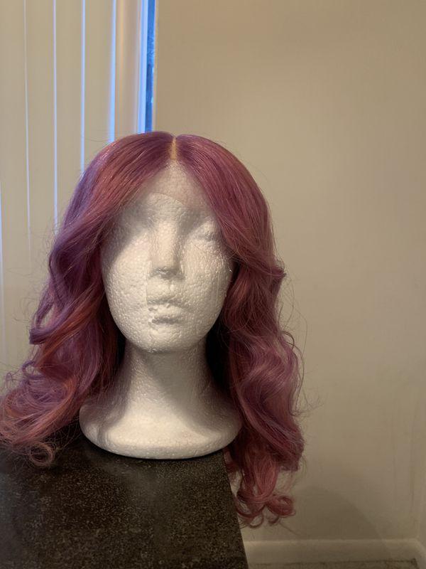 Custom Wig Construction