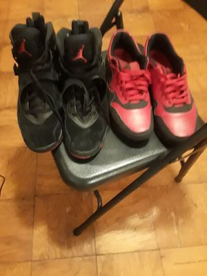 Jordan's, Air Max for Sale in Cleveland, OH