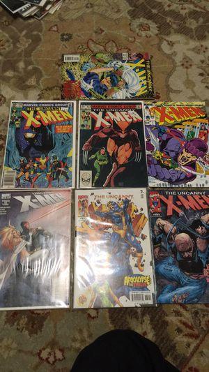 X-Men comics lot. 149 377 for Sale in San Antonio, TX