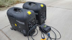 Generators Powerhouse Pi 2400 with bearing kit for Sale in Albuquerque, NM