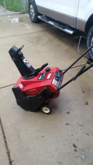 TORO SNOW BLOWER for Sale in Burbank, IL