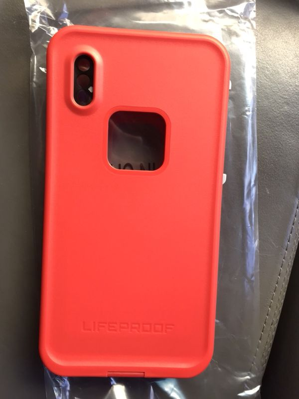 check out e60d3 bc9de Brand new iPhone X FRE lifeproof cases for Sale in Lincoln, NE - OfferUp