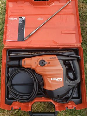 Hilti Hammer Drill Kit SDS Max Style for Sale in Houston, TX
