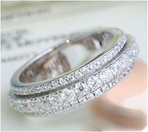 *NEW ARRIVAL* White Sapphire Engagement Wedding Band Ring Sizes 6 - 9 *See My Other 300 Items* for Sale in Palm Beach Gardens, FL