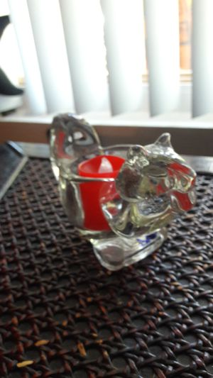 Squirrel Candle Holder for Sale in Norco, CA