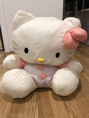 Sad Large Hello Kitty Plushie for Sale in San Francisco, CA