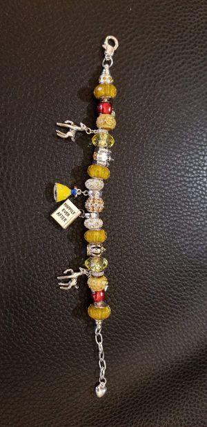 Pandora Disney Snow White charm bracelet for Sale in Glendale, AZ