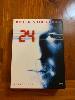 24 - season 1 - 6 disc set for Sale in North Miami, FL
