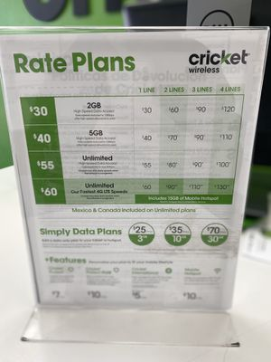 Cricket wireless for Sale in Fort Worth, TX