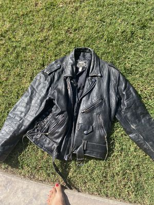 Harley / motorcycle jacket and vest for Sale in Corona, CA