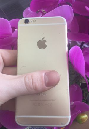 iPhone 6 16gb unlocked for Sale in Houston, TX