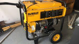 Generator dewalt DXGNR7000 for Sale in Oakland Park, FL