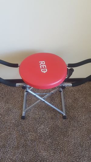 Red Dx abdominal exerciser for Sale in Kent, WA