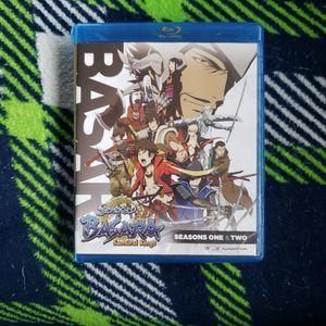 DVD ONLY Sengoku Basara Samurai Kings Seasons 1&2 for Sale in Lake Stevens, WA