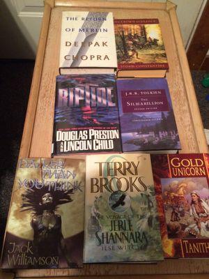 7 Hard Back Books for Sale in Parkersburg, WV