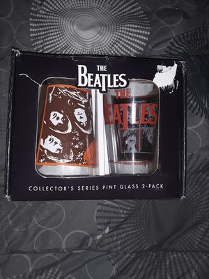 Brand new Beatles pint glasses for Sale in Columbus, OH