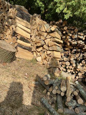 Firewood already split for Sale in East Windsor, CT