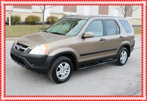 Perfect SUV 2OO3 HONDA CRV EX AWD ONLY 44k Very Nice Condition for Sale in Austin, TX