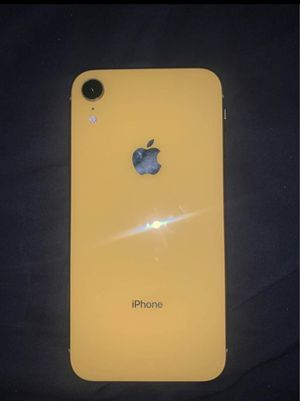 Iphone xr for Sale in Northville, MI