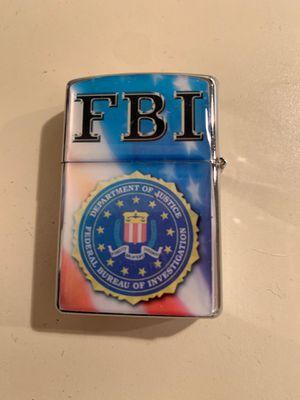 FBI zippo for Sale in Wildwood, MO