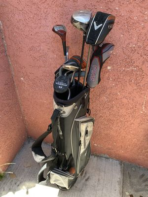 Golf Clubs and Bag for Sale in Anaheim, CA