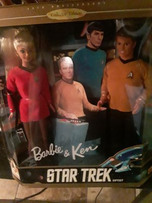 Star trek for Sale in Pittsburg, CA