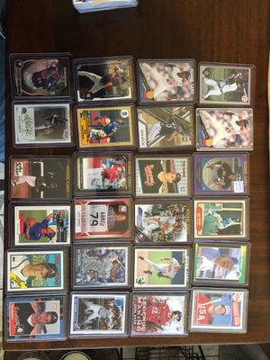 CARDS BASEBALL ROOKIE ONLY ROOKIE CARDS 100 CARDS NEW 3 MARK MCGWIRE ROOKIE MORE for Sale in Downey, CA