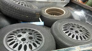 5lug wheels tires for Sale in Las Vegas, NV