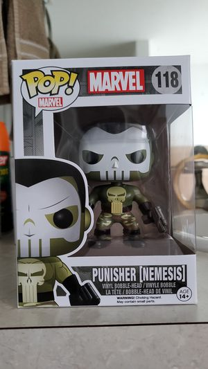 Punisher nemesis for Sale in Winter Haven, FL