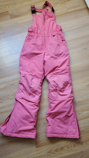 Girl snow pants/ bibs/overall for Sale in Chula Vista, CA