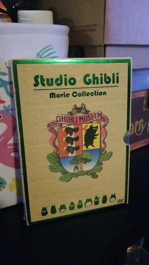 Studio Ghibli Movie Collection DVD's for Sale in Anaheim, CA