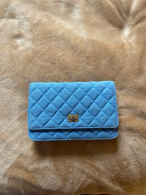 Chanel Denim Crossbody Bag for Sale in Marina del Rey, CA