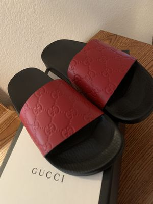 Women's Gucci slides for Sale in Anchorage, AK