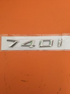 BMW 740 I. emblem for Sale in Los Angeles, CA