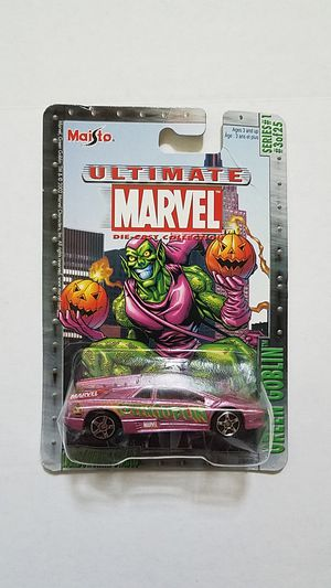 Maisto Ultimate Marvel Green Goblin series 1 # 3 for Sale in Kissimmee, FL