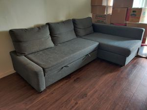 IKEA Couch/Bed for Sale in Los Angeles, CA